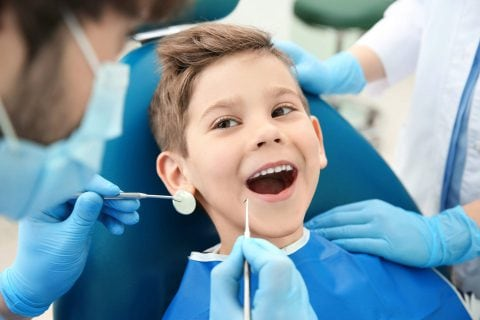 pediatric dentists