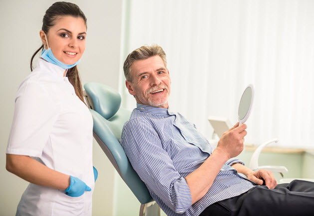 deep teeth cleaning